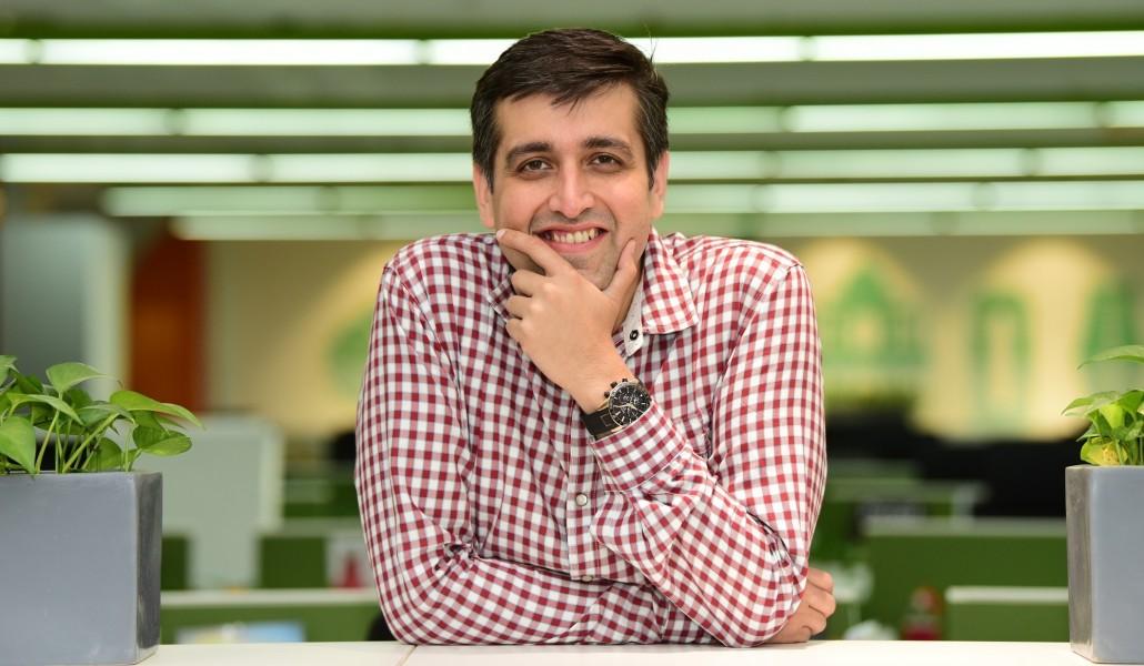 Мадхав Шет - вице-президент Realme и генеральный директор Realme в Индии и Европе