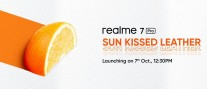 Poster for Realme 7 Pro