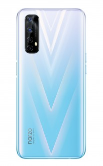 Realme Narzo 20 Pro, sharing appearance with Realme 7
