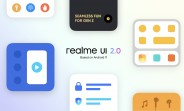 Realme UI 2.0 detailed:  improved Dark Mode, better privacy