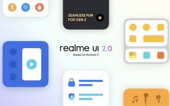 Realme UI 2.0 detailed:  improved Dark Mode, better privacy
