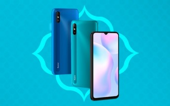 Xiaomi launches the affordable Redmi 9A with 6 GB RAM
