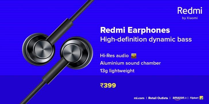 Redmi 9A comes to India, Redmi Earphones tag along