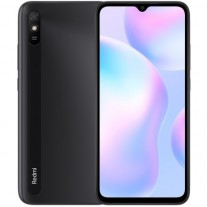 Redmi 9i in Midnight Black color