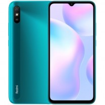 Redmi 9i in Nature Green color