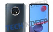 Redmi Note 10 renders leak along with live images of Oreo shaped triple cameras