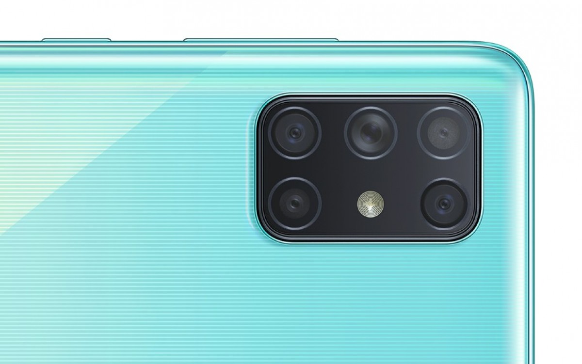 The Galaxy A72 could be Samsung's first penta-camera phone, A52 will stick with four cams