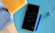 Samsung Galaxy Note10 lineup starts receiving One UI 2.5