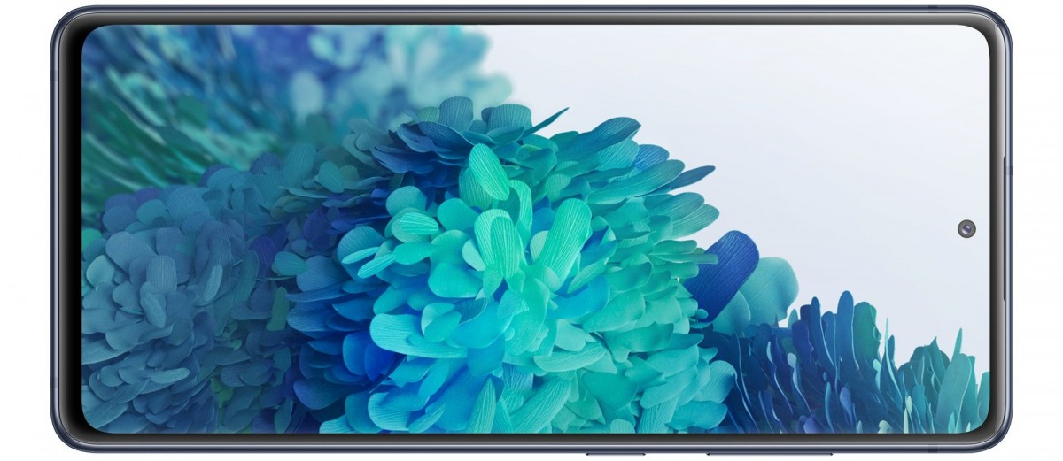 The Samsung Galaxy S20 FE goes official with 4G and 5G versions, 6.5'' 120 Hz OLED display