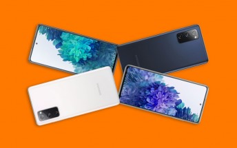 Samsung Galaxy S20 FE listed on Orange Slovakia, priced at €700