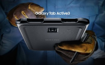 Samsung Galaxy Tab Active3 unveiled with a drop-resistant case and waterproof S Pen