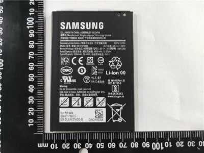The 4,900 mAh battery capacity suggests a small 8\