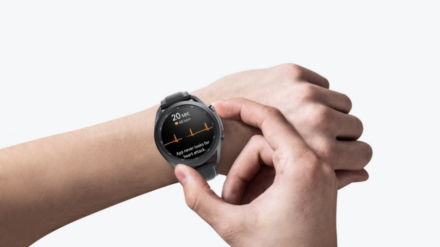 Samsung activates ECG monitoring on Galaxy Watch3 and Watch Active2 in the US