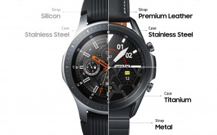 Samsung Galaxy Watch vs Samsung Galaxy Watch3