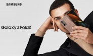 Check out Samsung's Galaxy Z Fold2 official introduction videos and photos