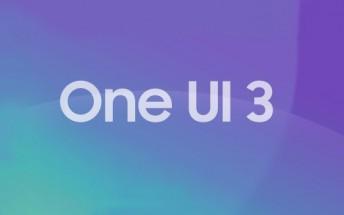 Samsung One UI 3.0 fully detailed in beta changelog