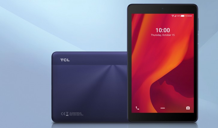 [EMBARGO 14:15 BG TIME] TCL unveils TABMAX and TABMID tablets alongside smartwatch and TWS earphones