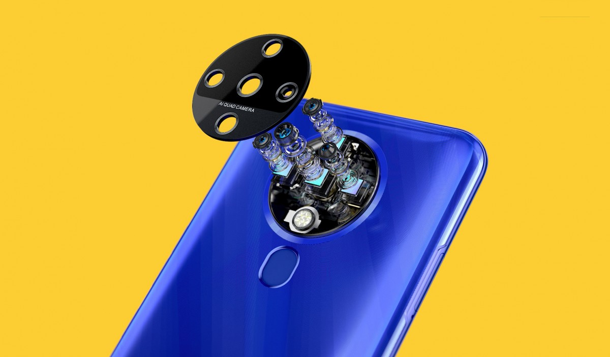 """Tecno Spark 6 debuts with 6.8"""" display, Helio G70 chipset and agressive price"""
