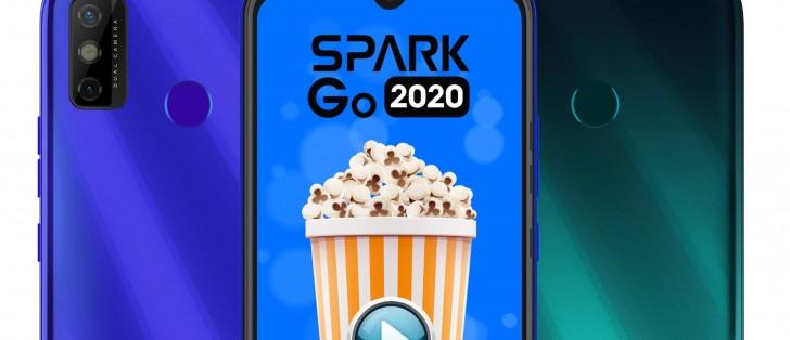 Tecno Spark Go 2020 announced: 6.52