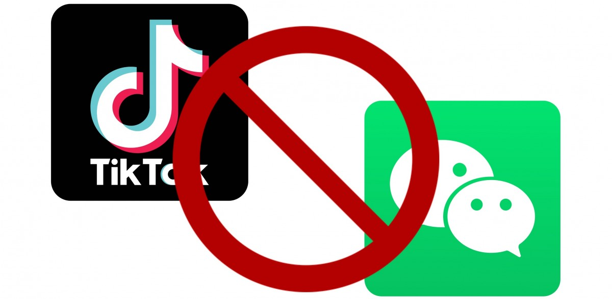 The US Commerce Department will ban TikTok and WeChat from the US this Sunday