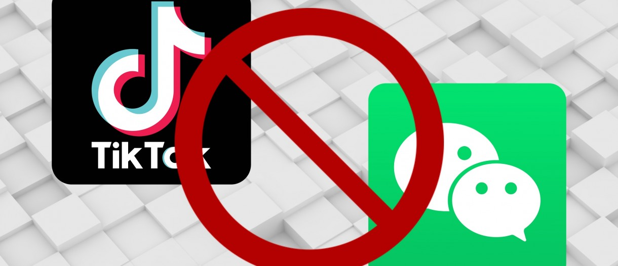 The Us Commerce Department Will Ban Tiktok And Wechat This Sunday Gsmarena Com News