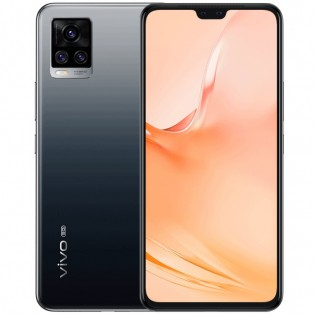 vivo V20 Pro 5G in Midnight Jazz color