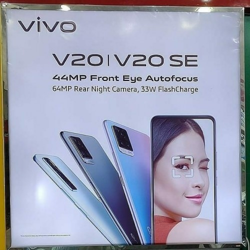 vivo V20 SE is coming on September 24