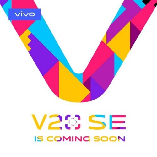 vivo V20 SE also on its way