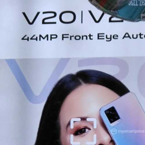 vivo V20 specs and images leak, reportedly arriving in India next month