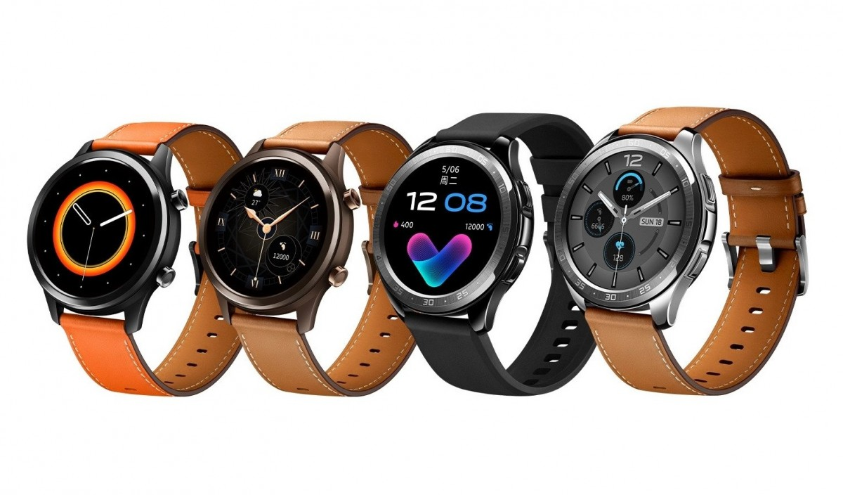 vivo Watch debuts with round design, up to 18-day standby and dual chipset structure