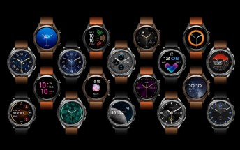 vivo Watch debuts with round body,  18-day standby and dual chipsets