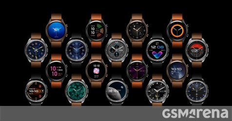 vivo Watch debuts with round body, 18-day standby and dual chipsets - GSMArena.com news - GSMArena.com