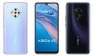 vivo announces X50e 5G with 48MP camera, Snapdragon 765G