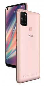 Wiko View5 in Peach Gold