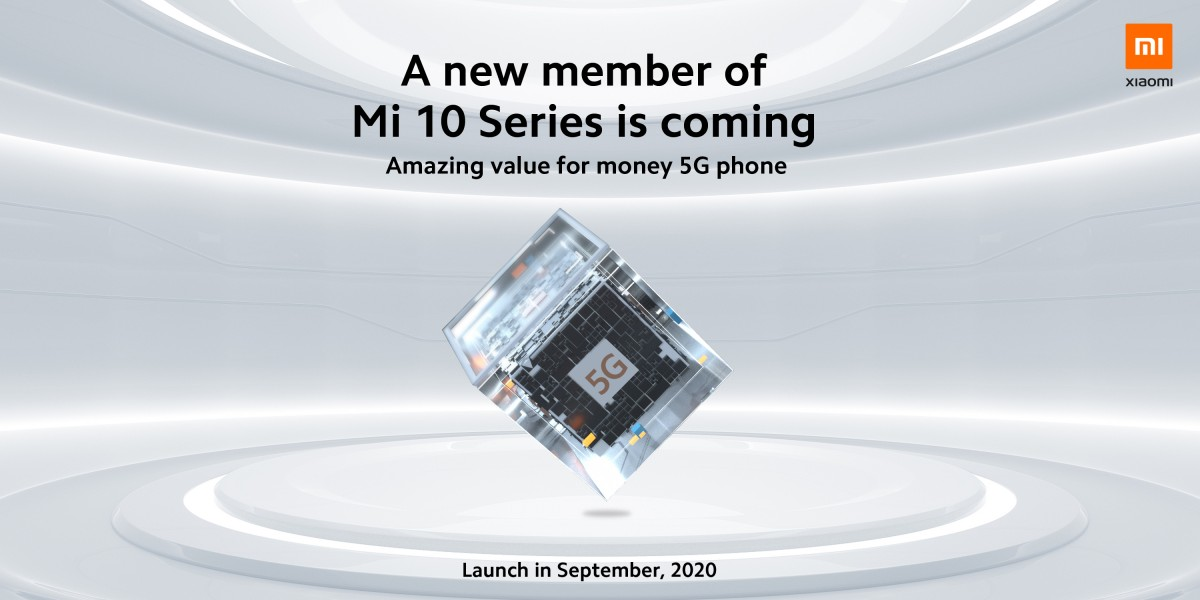 Xiaomi teases sub-€300 Mi 10 phone with 5G connectivity, ''brand new'' Snapdragon 700 chip