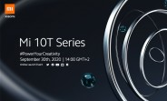 Xiaomi Mi 10T, Mi 10T Pro, and Mi 10T Lite are getting official on September 30