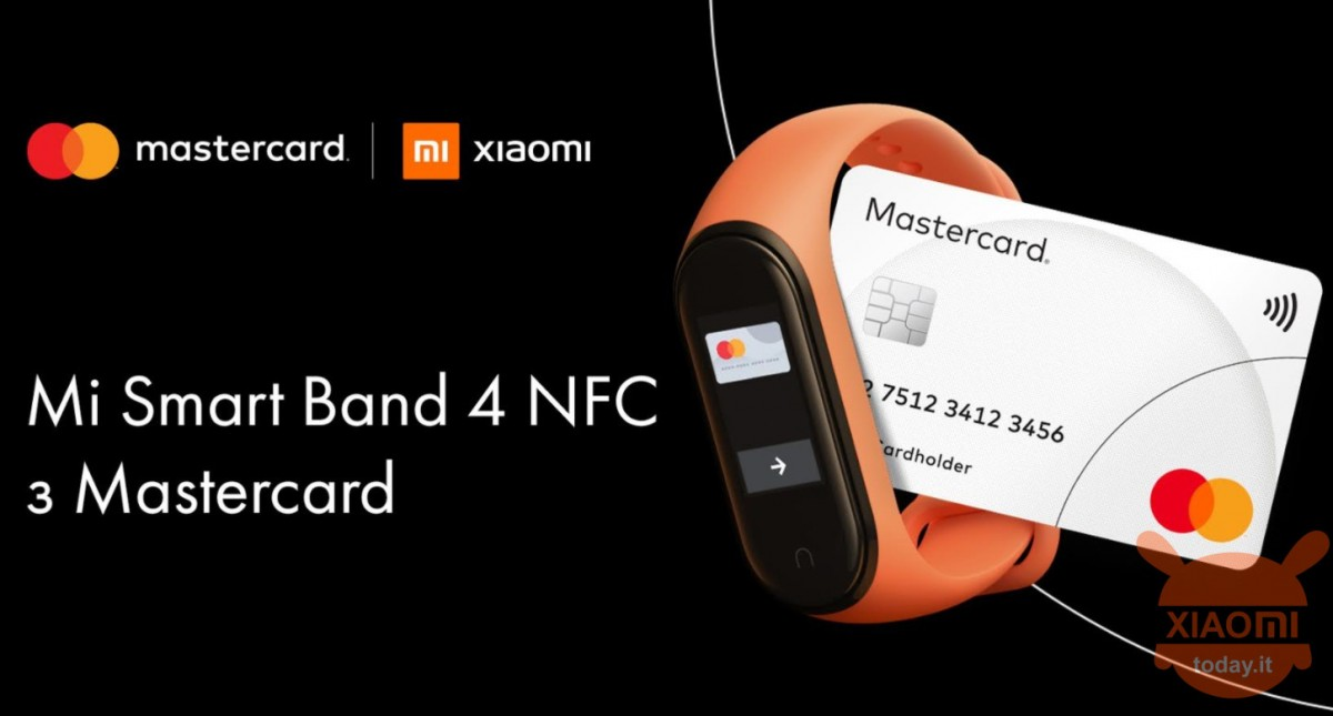 Mi Band 4 NFC can now be found in Ukraine and Belarus too