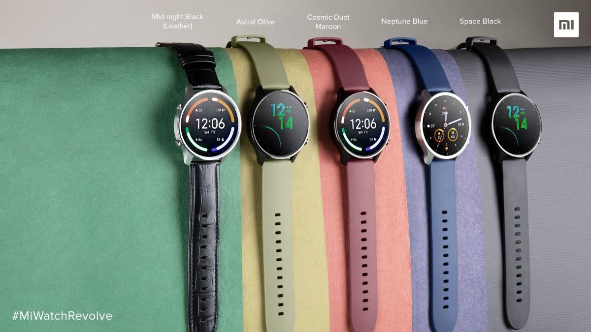 Xiaomi brings Mi Watch Revolve, Mi Band 5 and Mi Smart Speaker to India