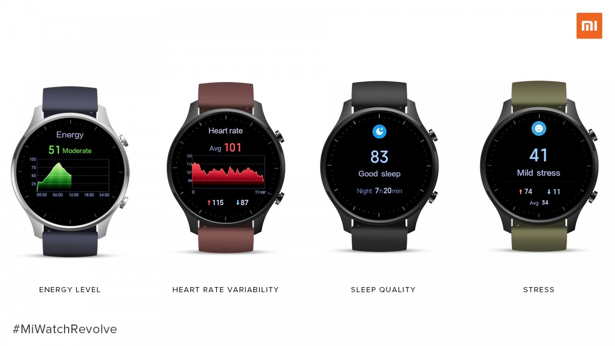 Xiaomi Mi Watch Revolve launched with 2 weeks of battery