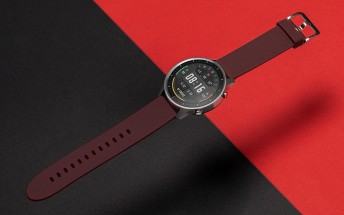Xiaomi brings the Mi Watch to Europe, a 65W GaN charger tags along