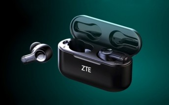 ZTE LiveBuds announced with 20-hour battery life and IPX5 waterproof design