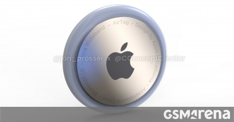Apple's AirTags coming soon in two sizes - GSMArena.com news - GSMArena.com