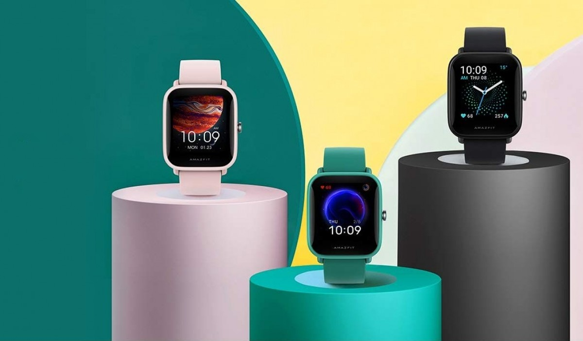 Amazfit Bip U launching in India on October 16