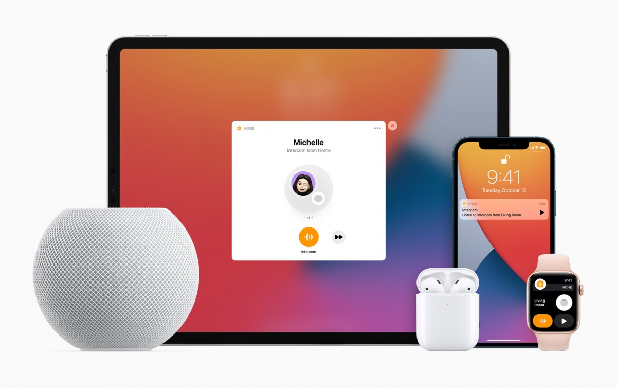 Apple adds Intercom support and HomePod mini to HomePod