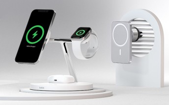 Belkin releases MagSafe-compatible 3-in-1 wireless charger and car vent mount