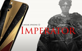 Caviar unveils custom iPhone 12 Pro and Pro Max inspired by ancient warriors