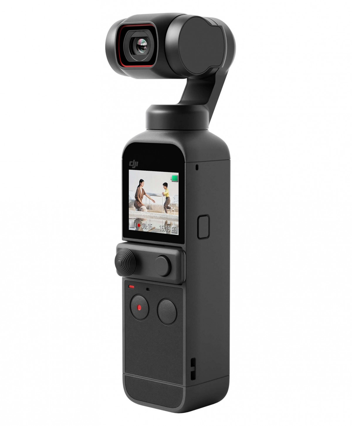 DJI Pocket 2: Small, stabilised 4K camera with more features