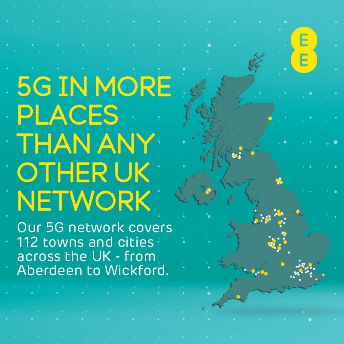 EE brings 5G to 12 more locations ahead of iPhone 12 launch
