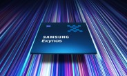 Exynos 1080 is Samsung's first 5nm chip with Cortex-A78 and Mali-G78 GPU