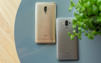Flashback: Huawei Mate 9 series upgraded the Leica camera, partnered with Porsche Design